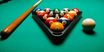Rehab Assistant- Playing Pool